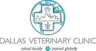 Dallas Veterinary Clinic Logo